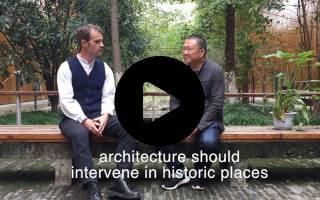 Wang Shu interview