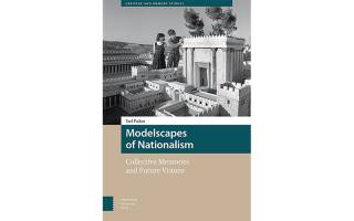 Cover of Yael Padan's book: Modelscapes of Nationalism