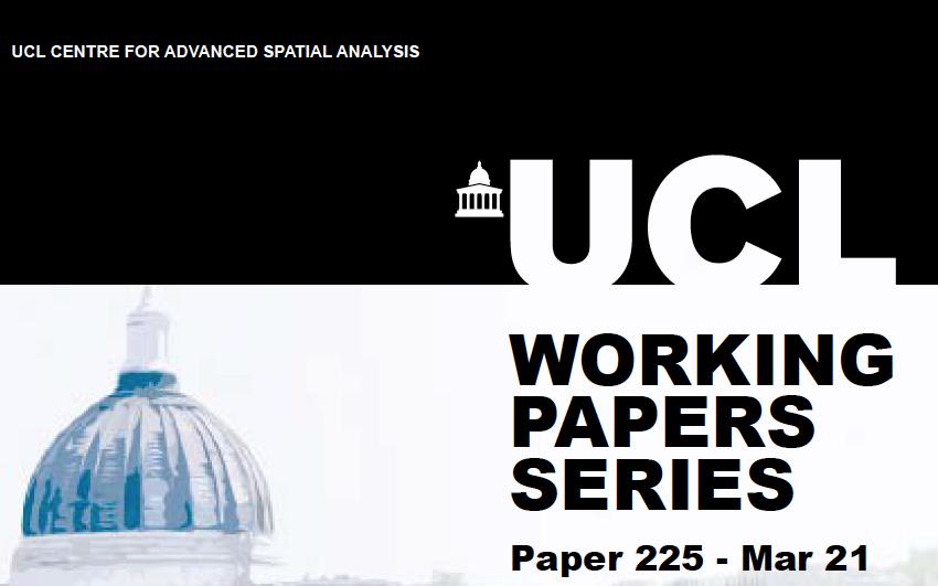 CASA Working Paper 225