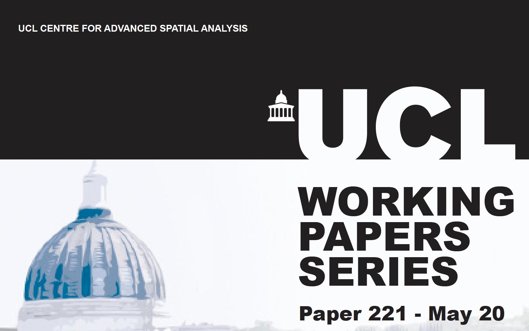CASA Working Paper 221