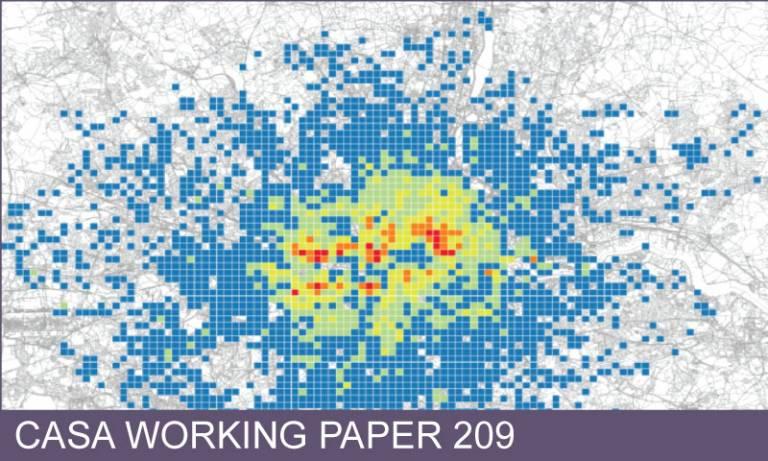 CASA Working Paper 209