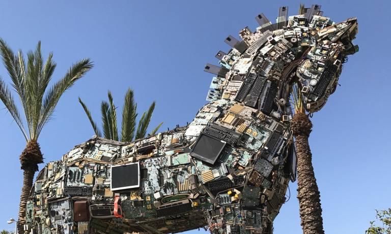 Cyber Horse