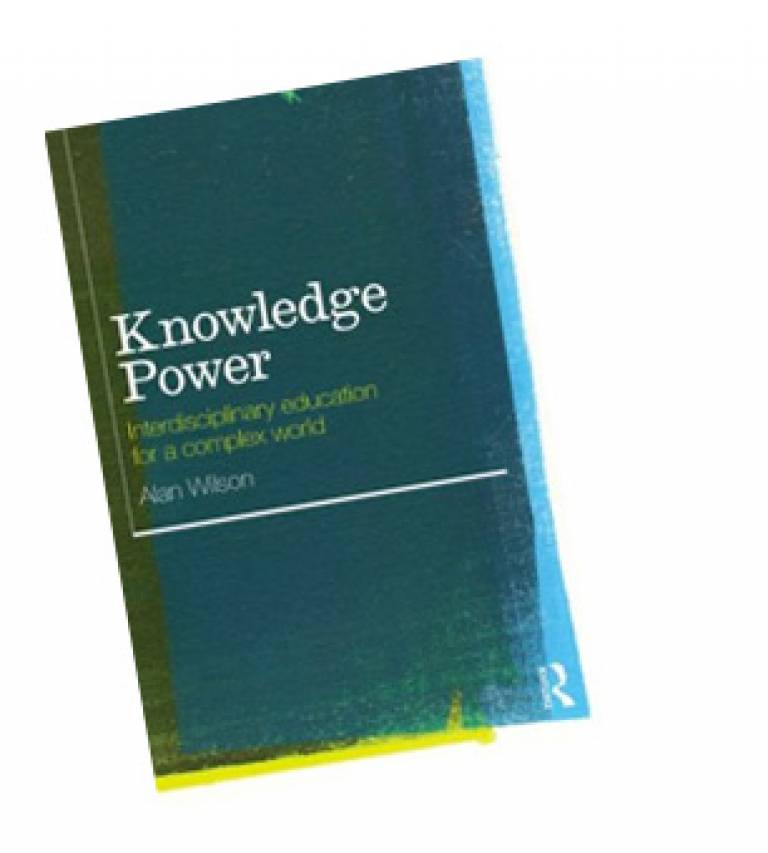 Knowledge Power by Alan Wilson