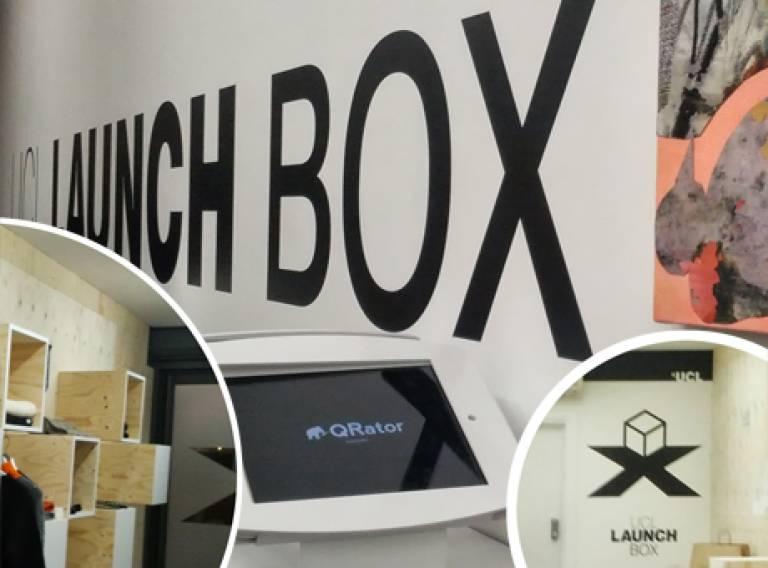 UCL Pop-Up Shop features CASA products
