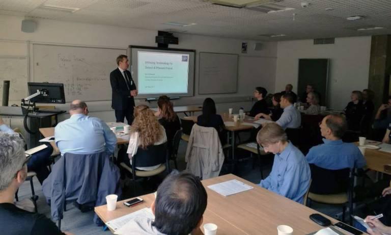 Urban Informatics Workshop (24 May 2017)