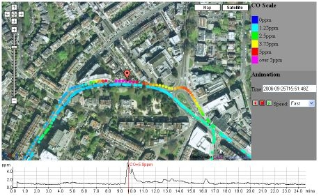GMap Creator | The Bartlett Centre for Advanced Spatial Analysis