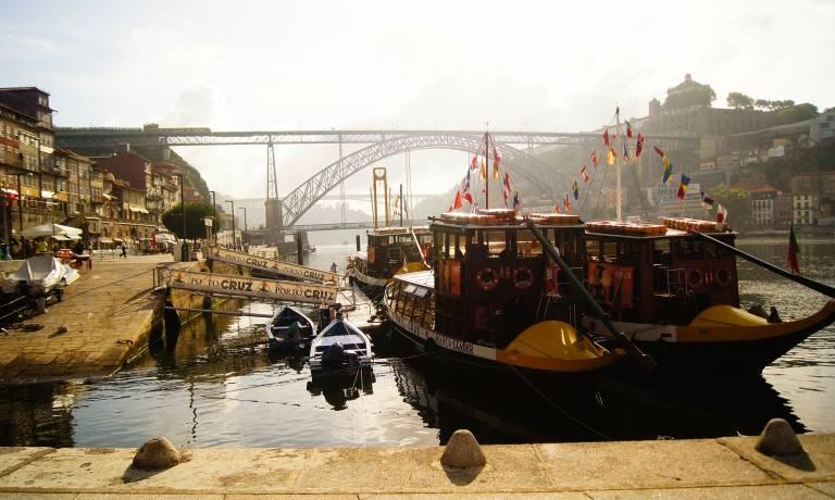 Porto docks