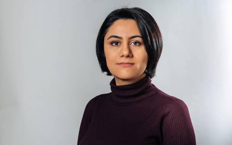 Dr Ana Basiri