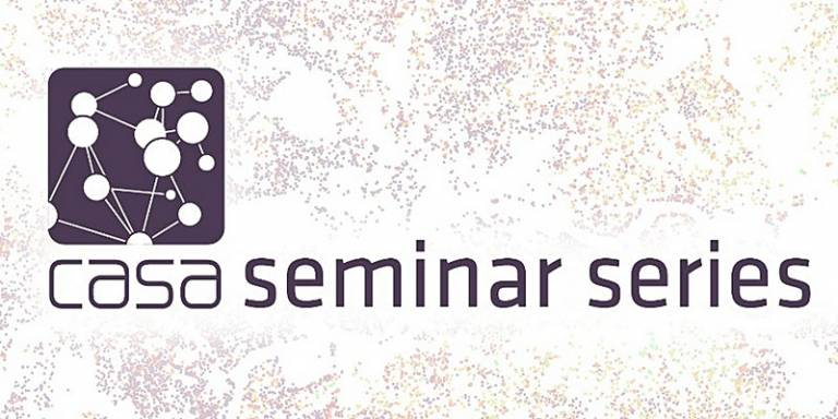 CASA Seminar Series