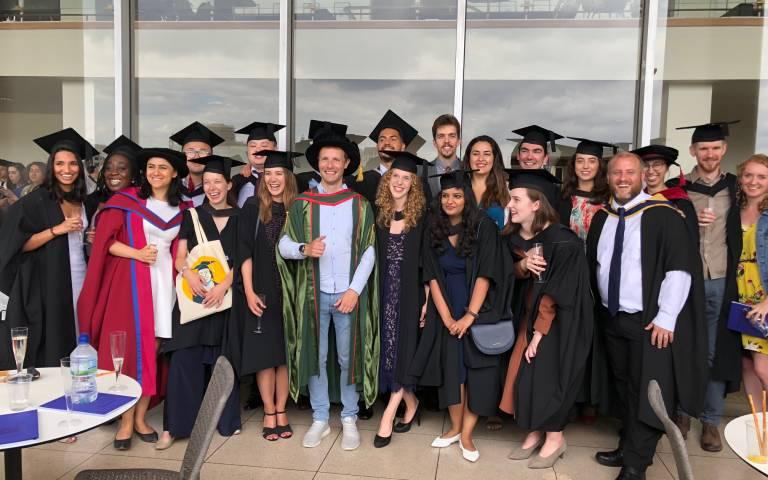 CASA Graduation 2019