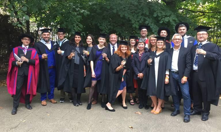 CASA Graduation 2017