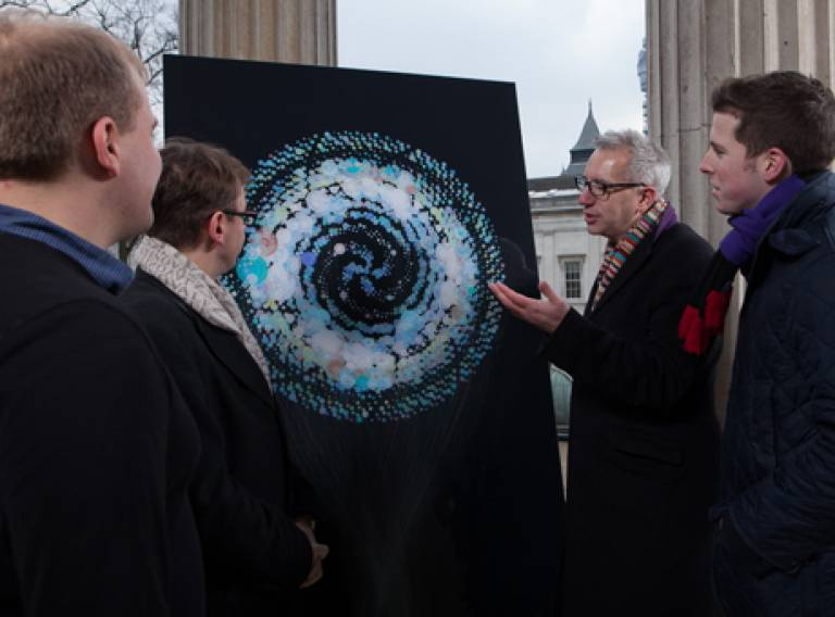 London: A Digital City Portrait