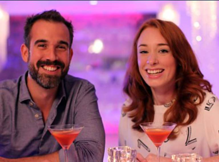 Horizon with Hannah Fry and How to Find Love Online