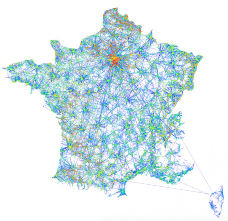 Mobile Network in France