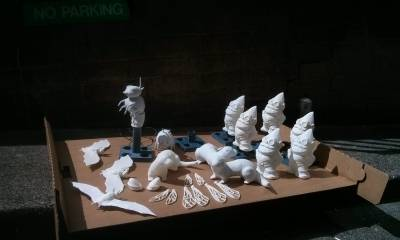 3D Gnomes at CASA
