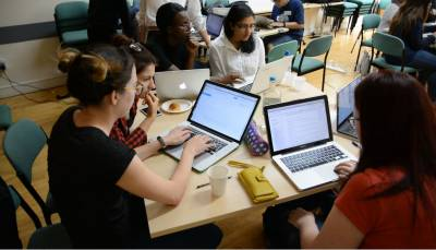 Codeathon at UCL Institute of Education II