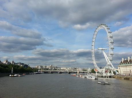 london eye project management