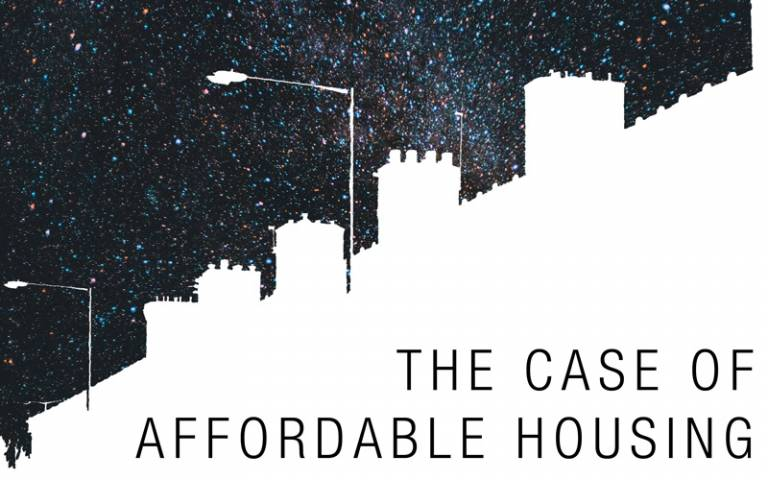 The Case of Affordable Housing: Private Sector Investment in Social Infrastructure