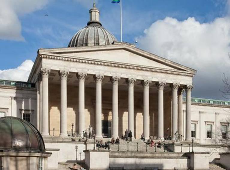External UCL Main Building