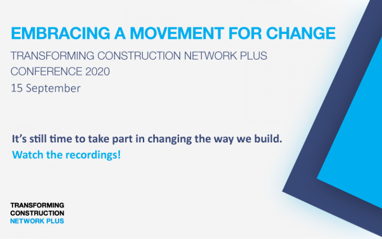 TransformingConstructionNetworkPlus-Conference2020