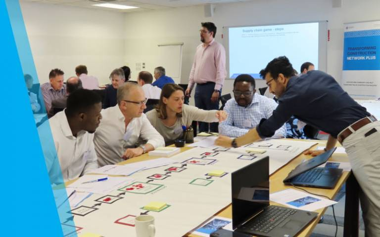 TransformingConstructionNetworkPlus-Discovery Day2-WMG