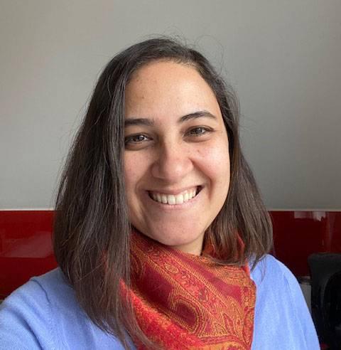 Headshot of Irine Roufaeel