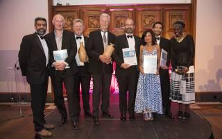 Awards ceremony - Modern Slavery Influencers Index