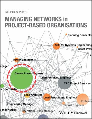 Managing Networks in Project-based Organisations - cover