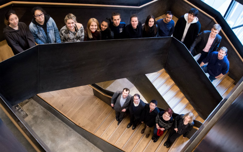 BSc Project Management for Construction students and teaching staff