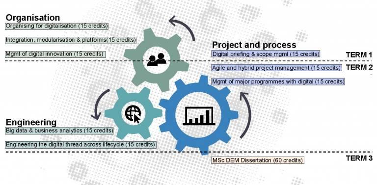 DEM conceptual framework