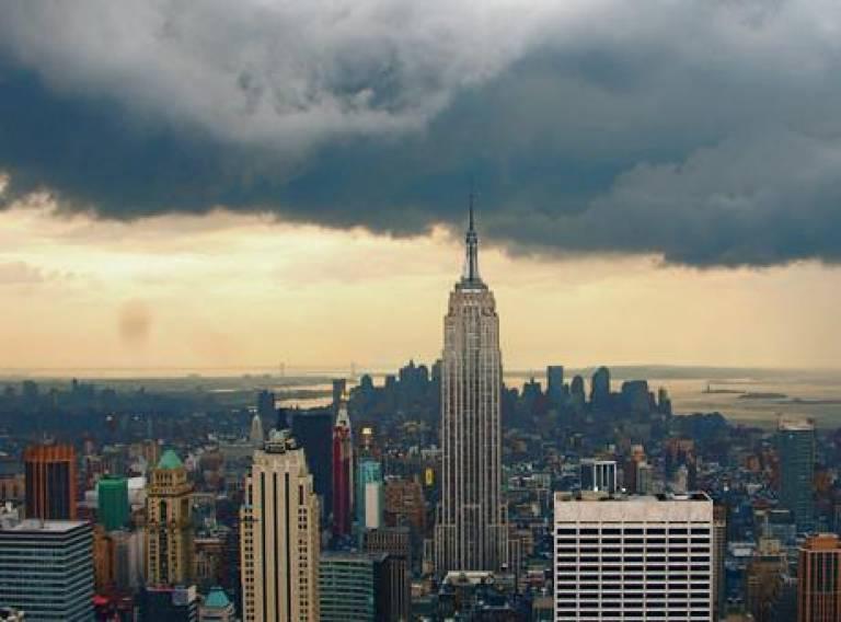 NY Storm Brewing
