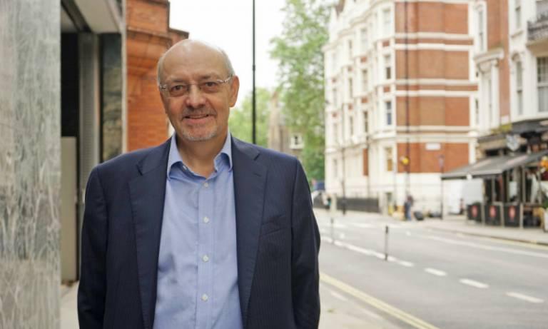 Professor Peter Hansford
