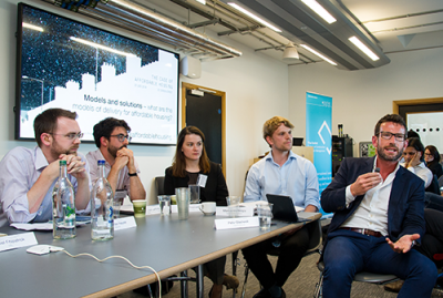 Symposium on affordable housing - UCL, June 2018