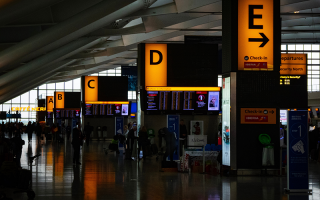 Heathrow Terminal 5 - an example of a megaproject