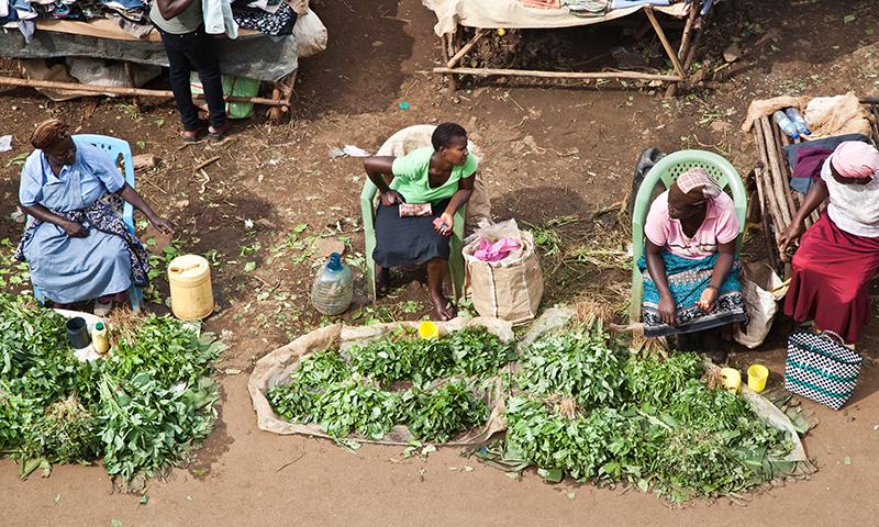 DPU Flickr link Kenya Kisumu market
