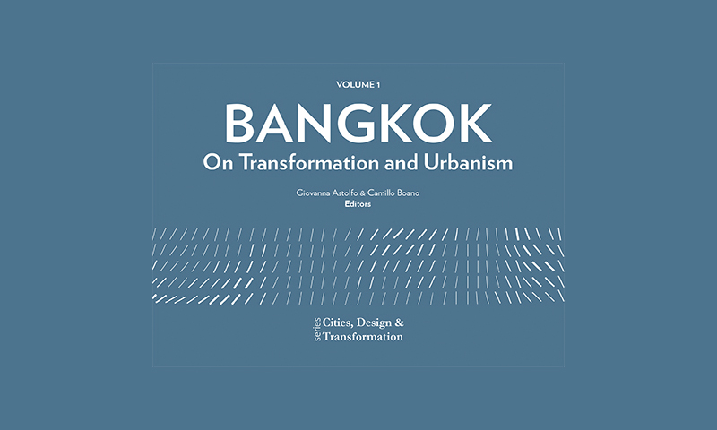 Teaser image for DPU books: Bangkok