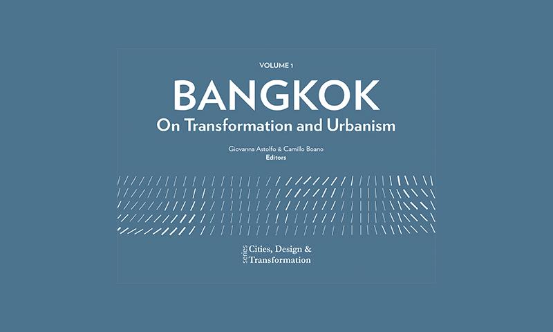 Teaser image for DPU books: Bangkok