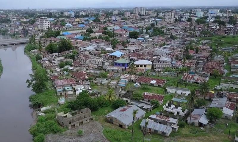flooding in Dar es Salaam