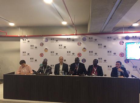SLURC press conference