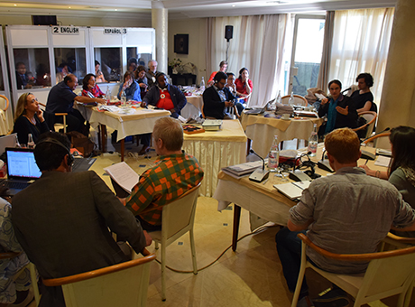 14th World Social Forum in Tunis, 2015
