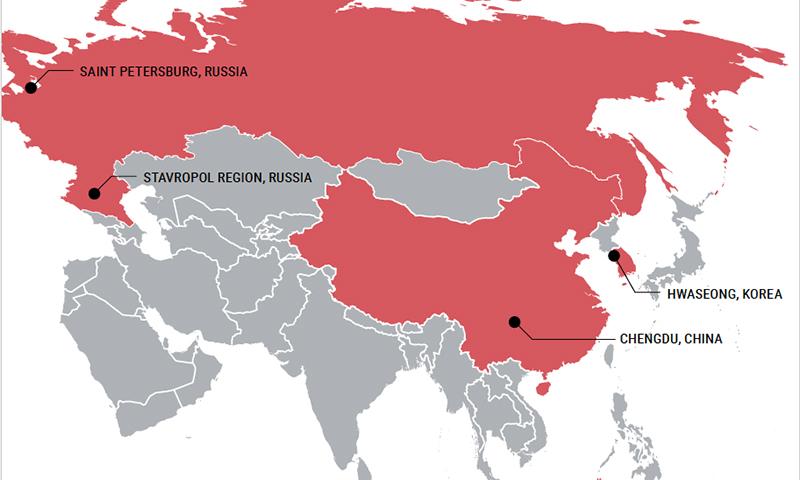 Asia Russia