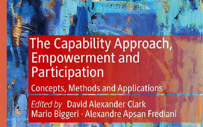 The Capability Approach, Empowerment and Participation