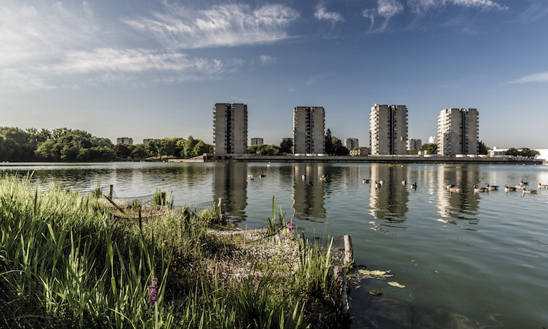 The making, unmaking, and remaking of Thamesmead