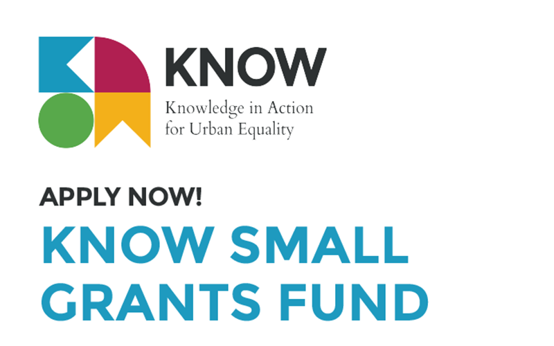 KNOW small grants