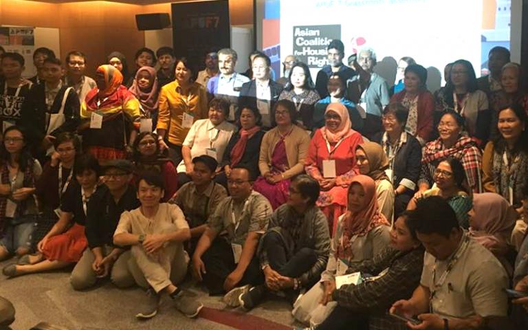 Asia Pacific Urban Forum 7