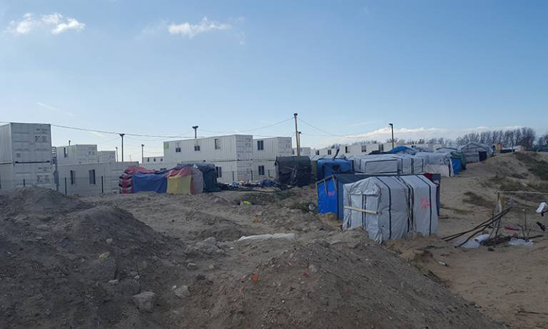 borders and camps