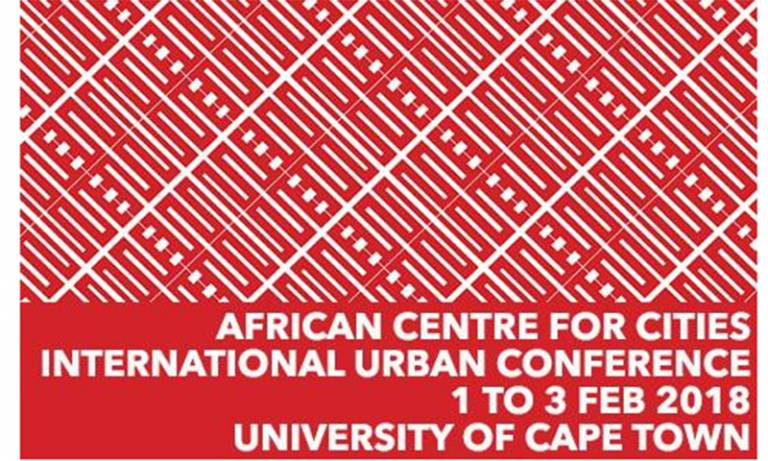African Centre for Cities International Urban Conference
