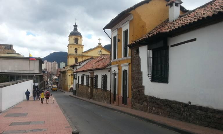 Working Paper 185 Bogota