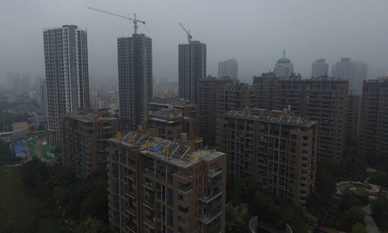 Urban climate governance in China