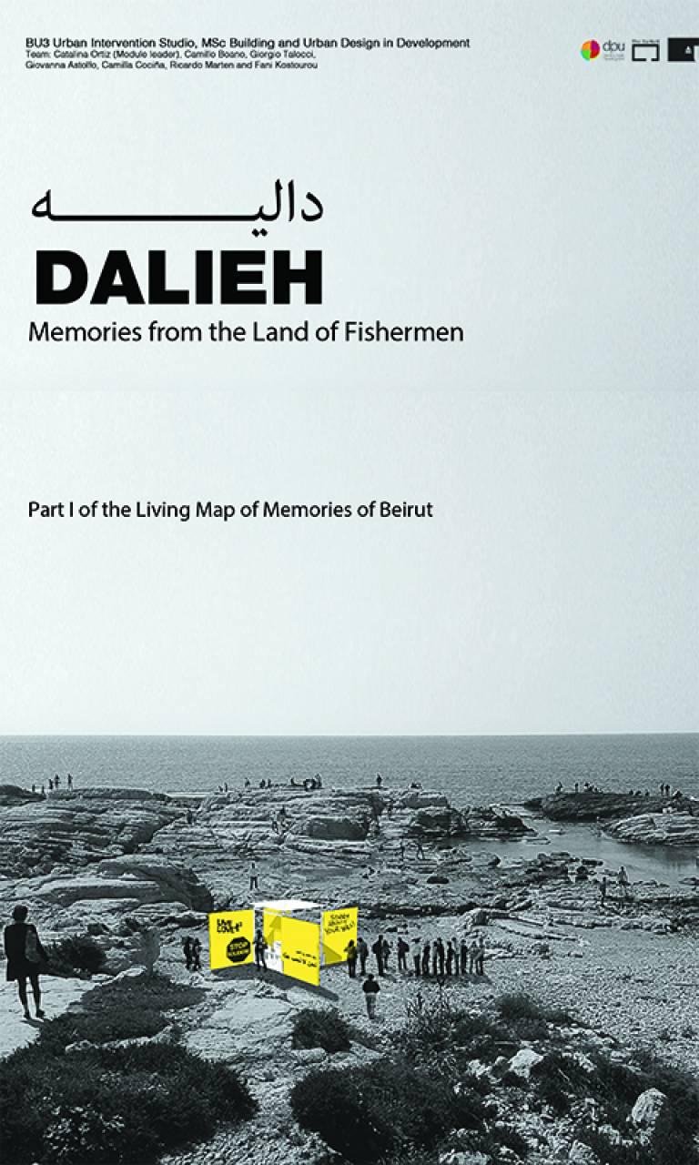 Dalieh poster BUDD